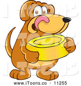 164x175 Royalty Free Dog Stock Toon Designs