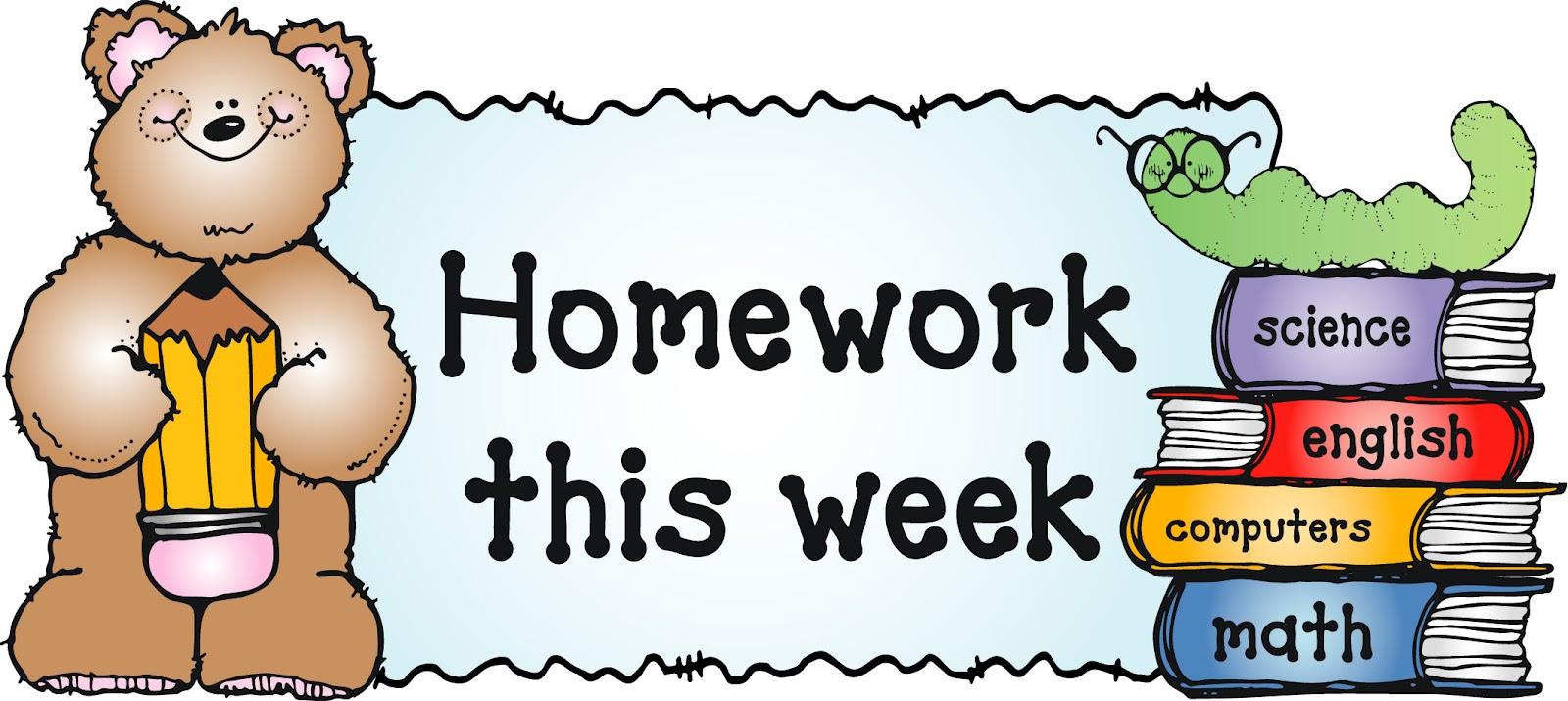 1600x715 Doing Homework Homework Clip Art Images Illustrations Photos 4