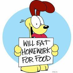 236x236 Homework Clipart Dog Ate
