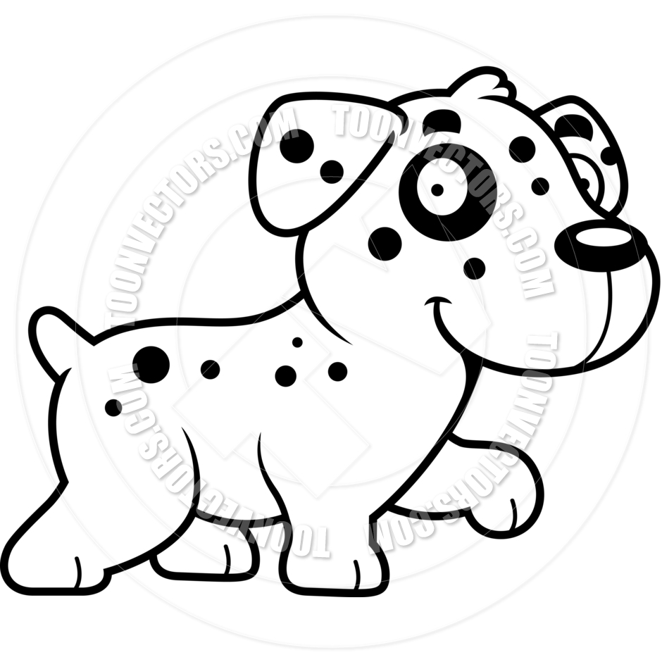 Dog Face Clipart Black And White   Free download on ClipArtMag
