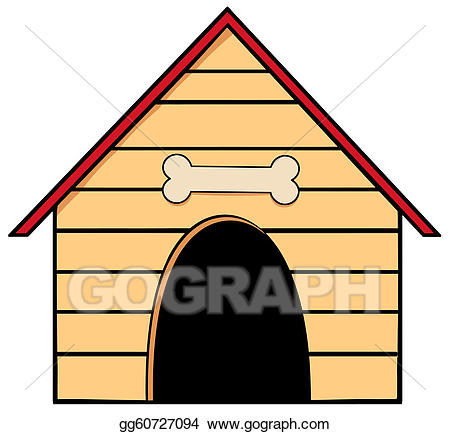 450x434 In The Dog House Clip Art