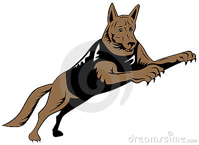 400x291 Police Clipart Police Dog