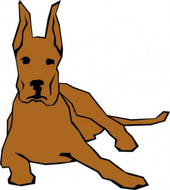 559x626 Black Dog Jumping Clip Art Download Free Animal Vectors