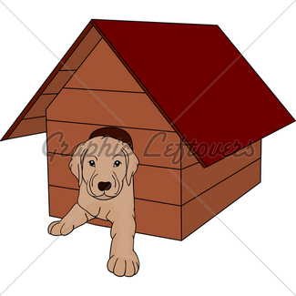 325x325 Dog Houses Gl Stock Images