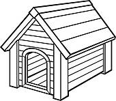 170x148 House Dog Clip Art