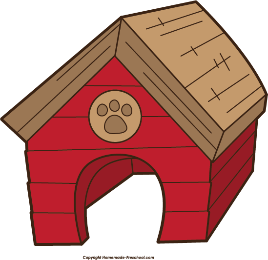 549x533 Kennel Clipart