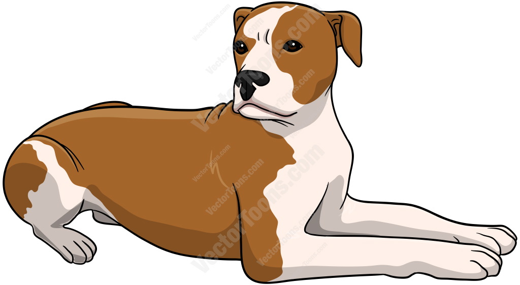 1024x561 Dog Laying Down Clipart