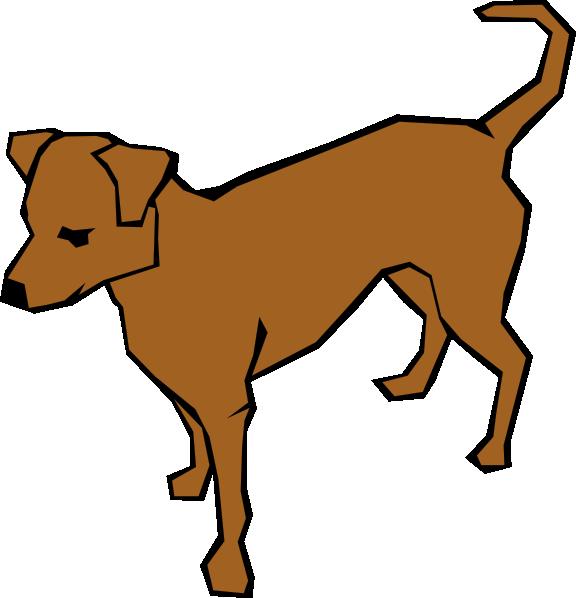 576x598 Pet Clipart 2030050