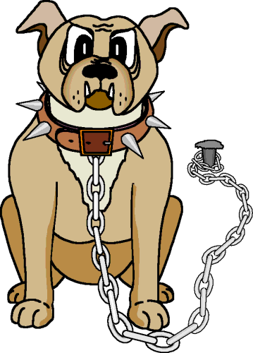 359x500 Free Cartoon Dog Clipart, 4 Pages Of Public Domain Clip Art