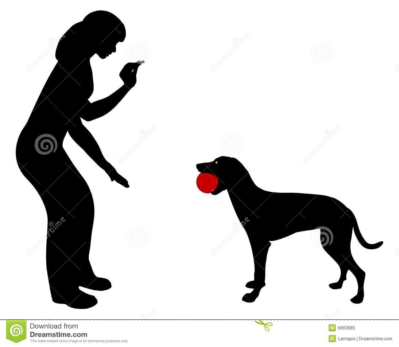 1300x1130 Dog Training Clipart