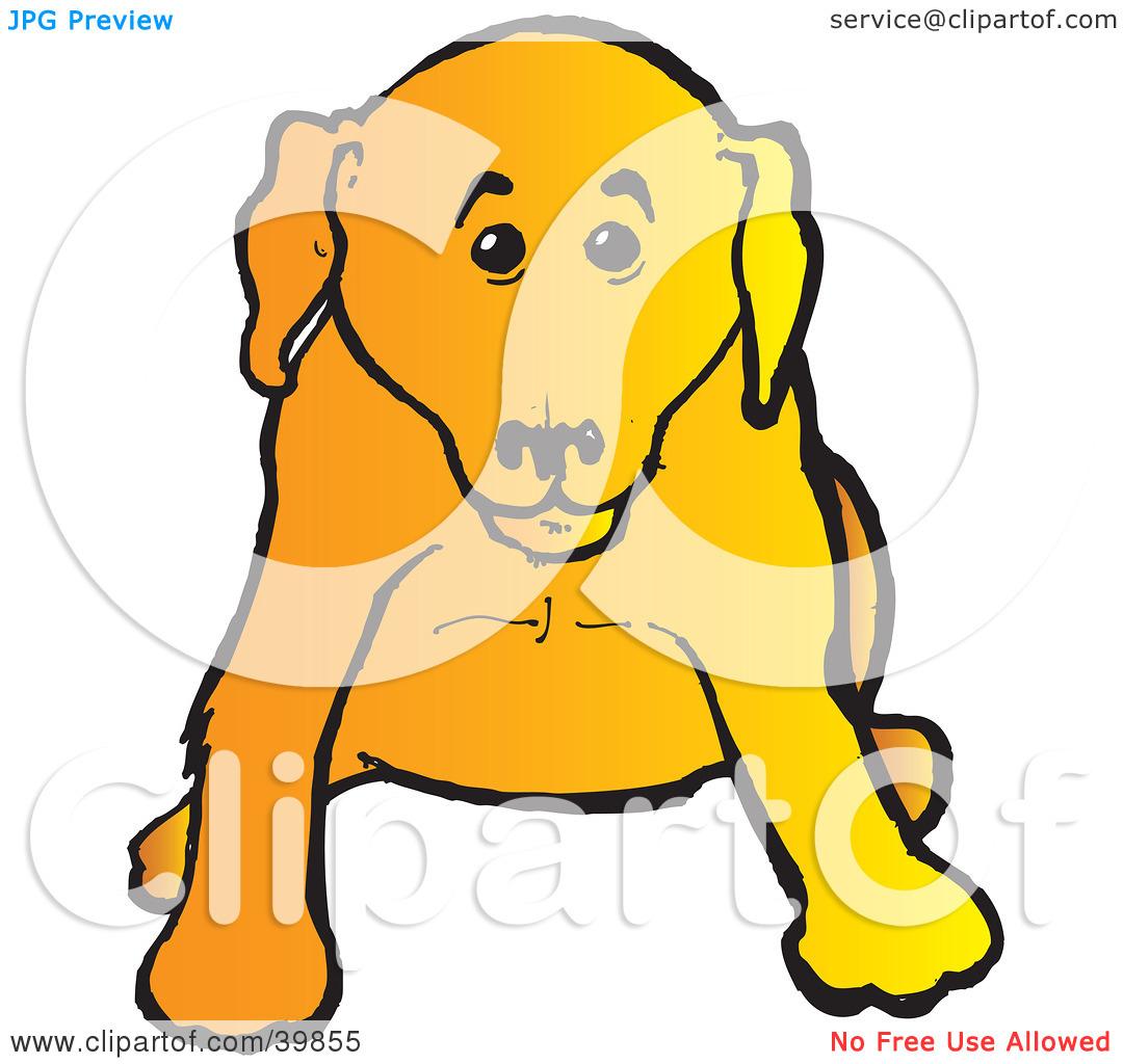 1080x1024 Lab Puppy Clipart