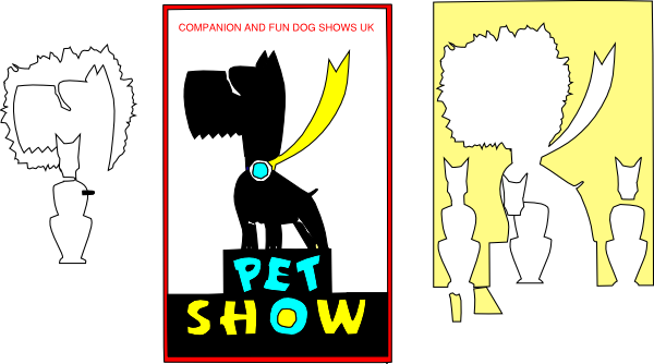 600x334 Pet Clipart Dog Show