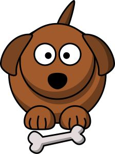 224x300 Animal Faces, Cartoon Dog Face, Clip Art, Animal Clipart, Animal