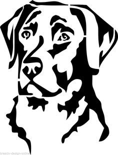 236x310 Best Dog Silhouette Ideas Labrador Silhouette