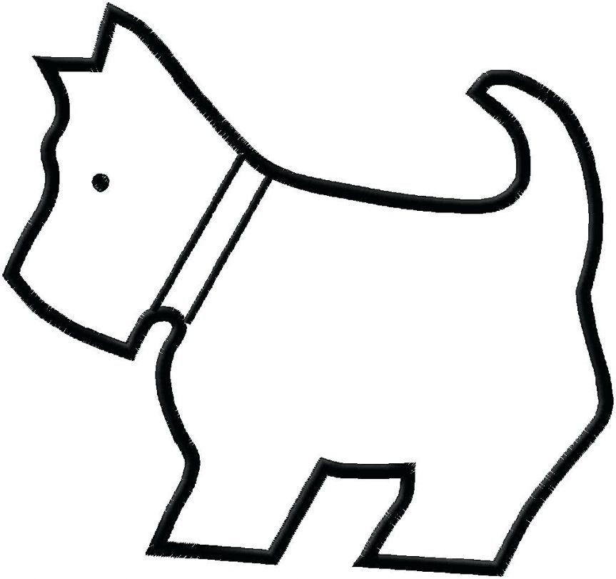 863x810 Dog Outline Picture Suggest Puppy Face Images Pet Pictures Puppy