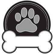 180x180 Dog Paw Print Clipart And Illustration. 533 Dog Paw Print Clip Art