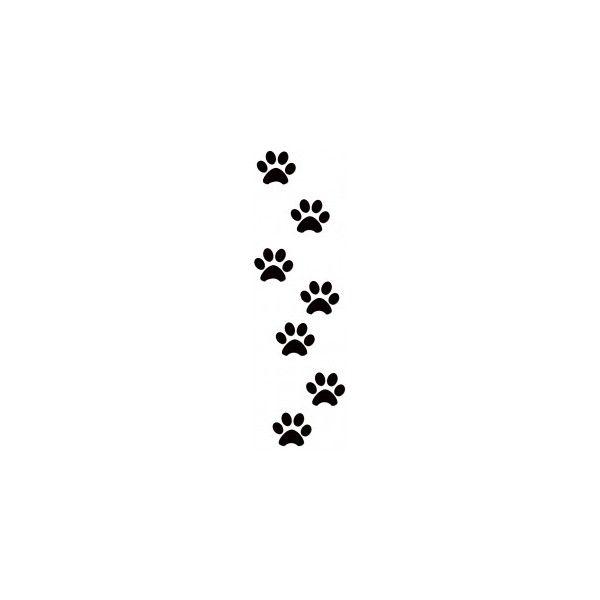 600x600 Dog Paw Prints Free Paw Prints Clipart 2