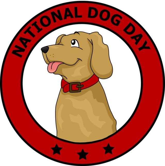 640x643 Graphics For National Dog Day Graphics