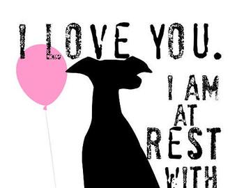340x270 Rescue Dog Art Etsy