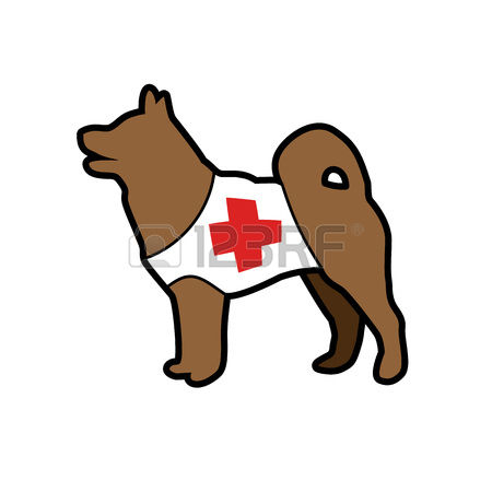 450x450 Rescued Dog Clipart