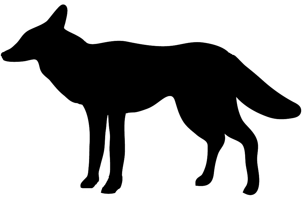 1000x660 Animal Silhouette Clip Art Many Interesting Cliparts