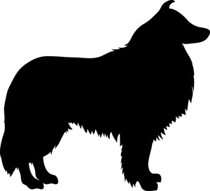 300x272 Free Free Collie Clip Art Image 0515 1006 2302 3029 Animal Clipart