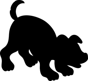 300x275 Free Puppy Clipart Image 0515 1004 1302 4540 Dog Clipart