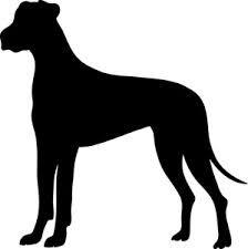 224x225 Resultado De Imagen Para Dog Silhouette Clip Art Free Estampado