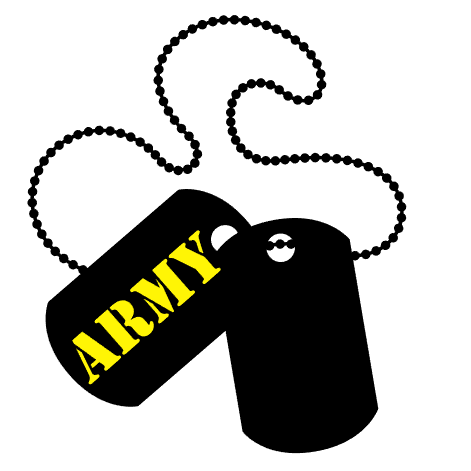 471x471 Army Dog Tags Eawcreations