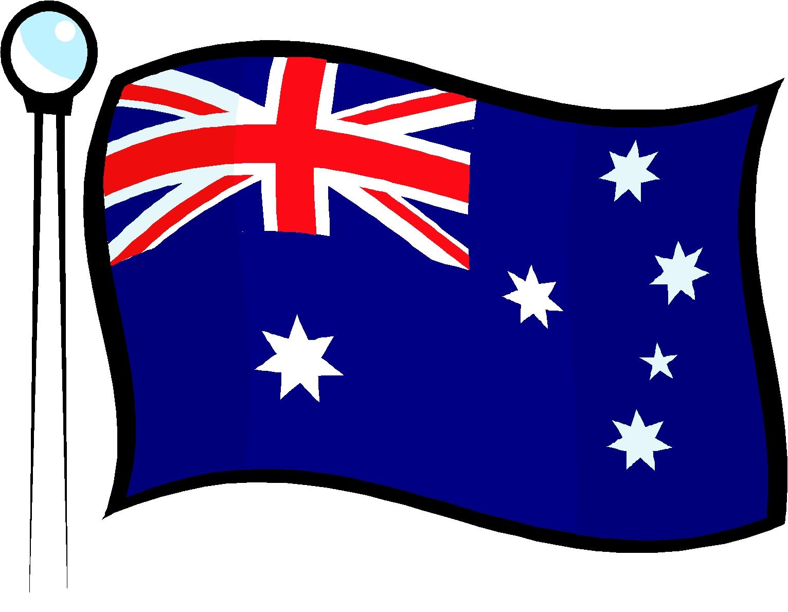 1532x1190 Australia Clipart Flag