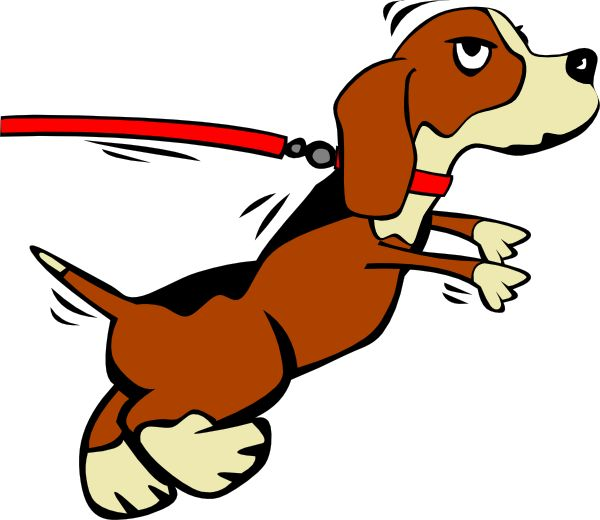 600x520 Short Tail Dog Clipart Free