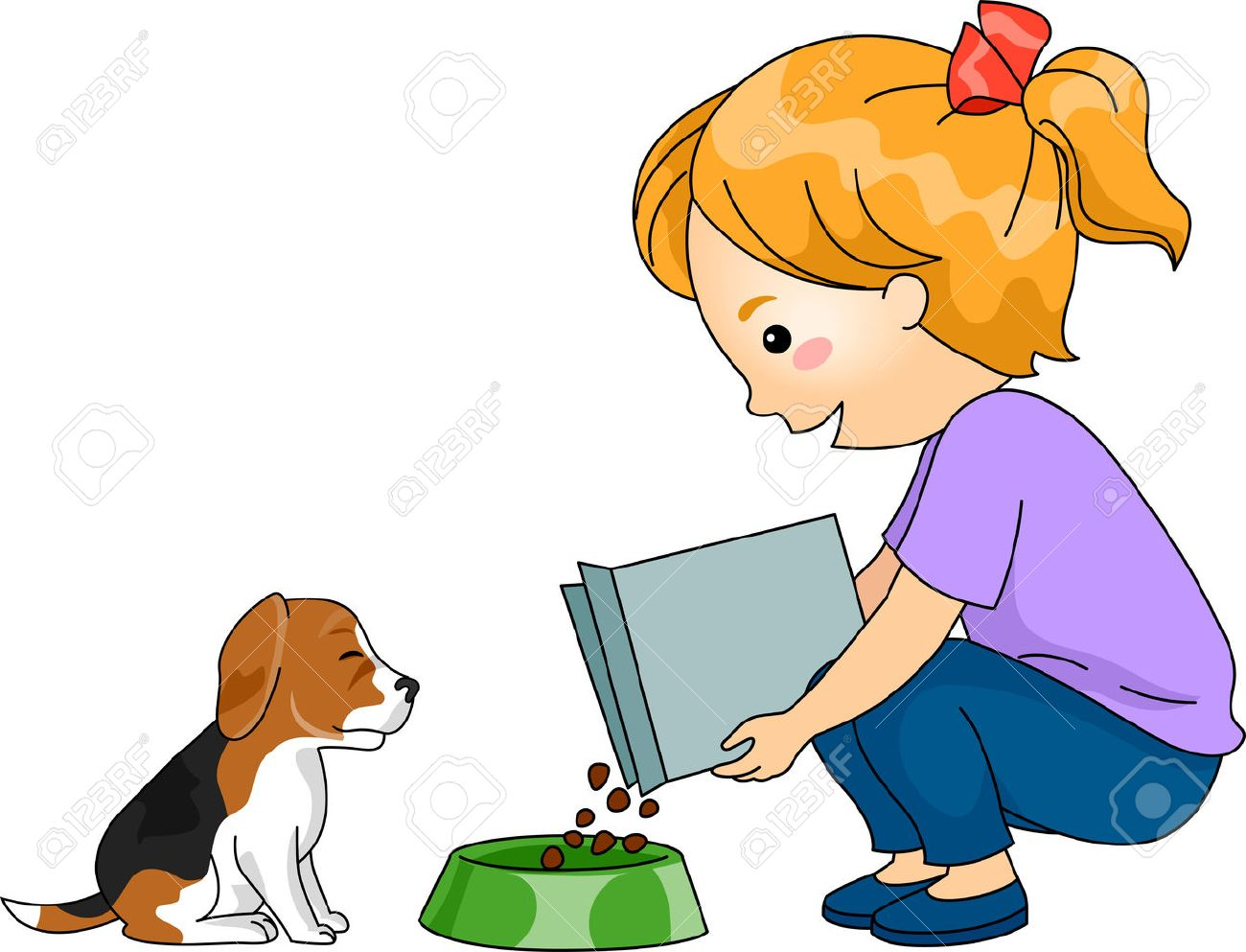 Dog Treat Clipart