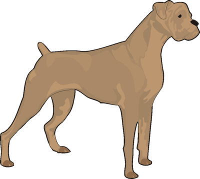 400x358 Dog Treat Clip Art