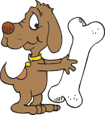 365x400 Paw Clipart Dog Treats