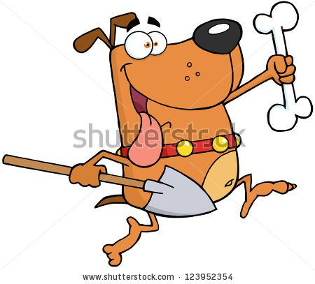 Dog Vector Art Clipart