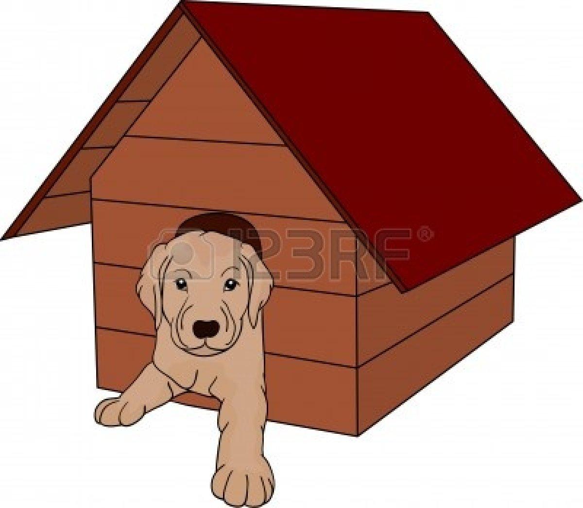 1200x1047 Dog House Clipart