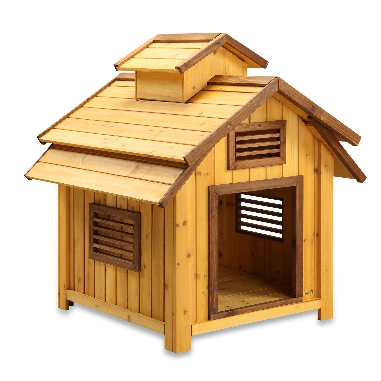 1500x1500 Pet Squeak Bird Dog House, Medium Pet Supplies