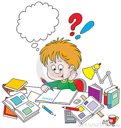 400x423 Children Homework Clipart, Explore Pictures
