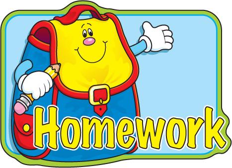 467x338 No Homework Clipart 3 Image