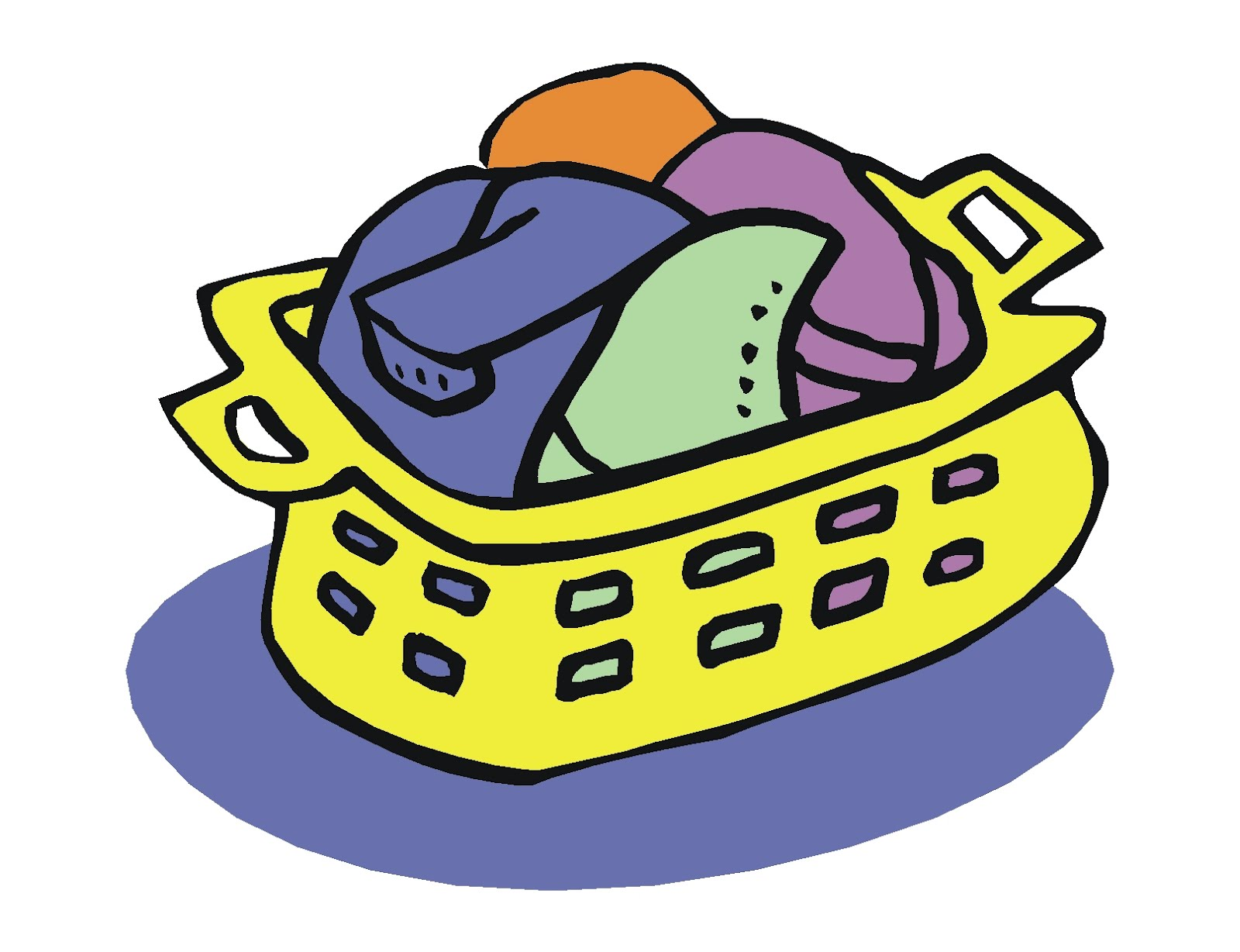 1600x1228 Free Laundry Clipart Clip Art Image Of 2