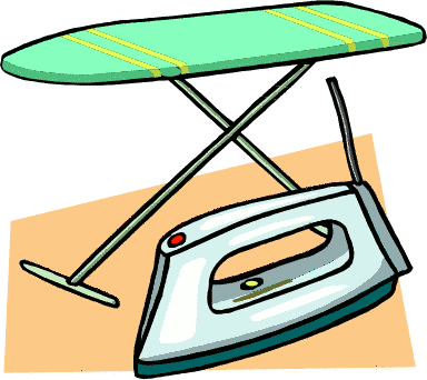 384x342 Free Laundry Clipart Clip Art Image Of Image
