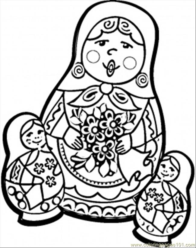 650x821 Disney Coloring Pages Doll Palace Alltoys For