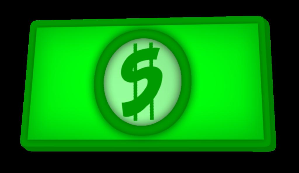 1024x595 Dollar Bill Clip Art By Redflyninja