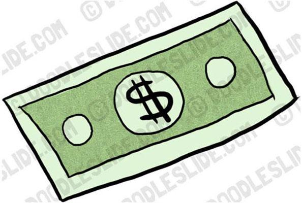 594x400 Dollar Bill Free Clipart Clipart Panda