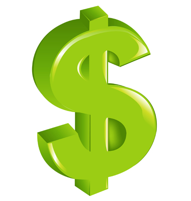 380x400 Dollar Sign Free Dollar Clipart Images Graphics