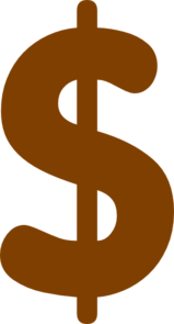 Dollar Sign Clipart