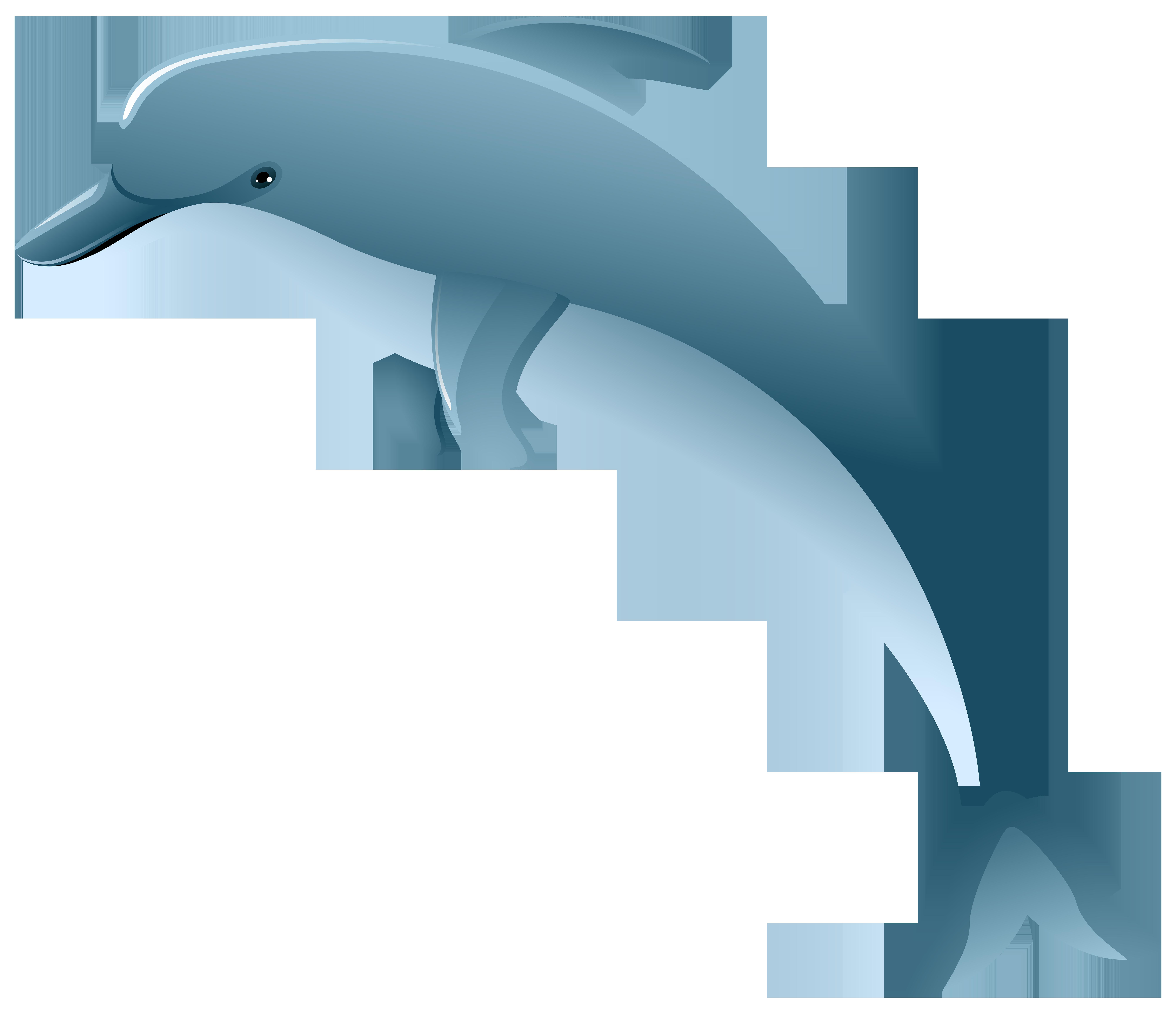 8000x6984 Dolphin Png Clip Art Imageu200b Gallery Yopriceville