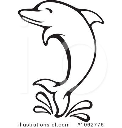 400x420 Dolphin Clipart