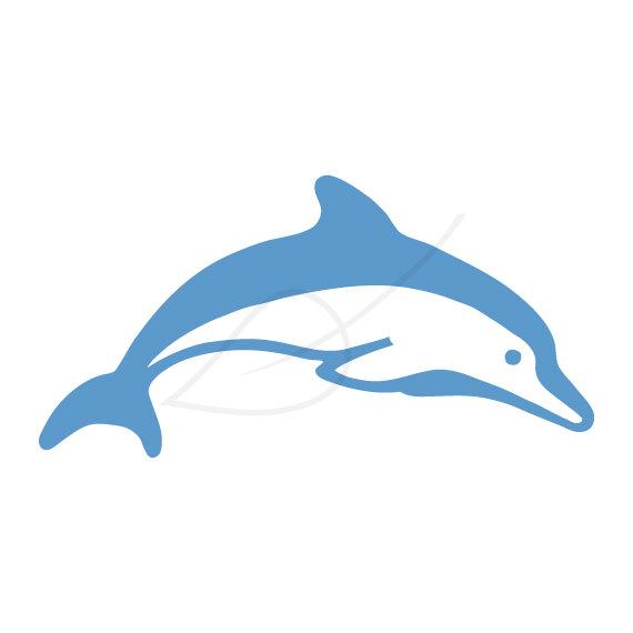 570x570 Clip Art Dolphin