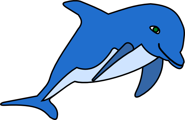 600x389 Free Dolphin Clipart Clip Art Pictures Graphics Illustrations